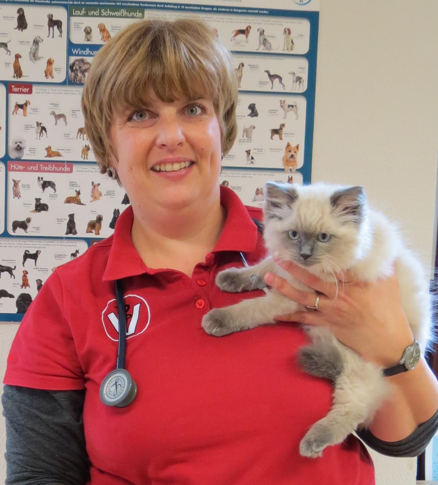 Tierarzt Anke Sühwold aus Aurich Ostfriesland